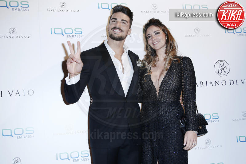 Eleonora Brunacci, Mariano Di Vaio - Milano - 22-02-2017 - Nella serata di Mariano Di Vaio a brillare è Mariana Rodriguez