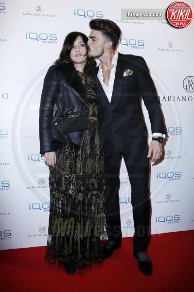 Mariano Di Vaio, Eleonora Carisi - Milano - 22-02-2017 - Nella serata di Mariano Di Vaio a brillare è Mariana Rodriguez