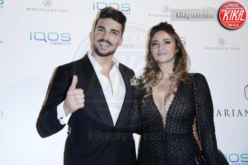 Mariano Di Vaio - Milano - 22-02-2017 - Nella serata di Mariano Di Vaio a brillare è Mariana Rodriguez