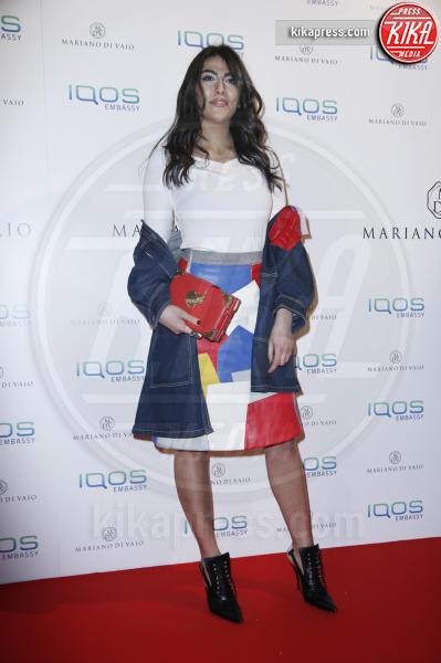 Giulia Salemi - Milano - 22-02-2017 - Nella serata di Mariano Di Vaio a brillare è Mariana Rodriguez
