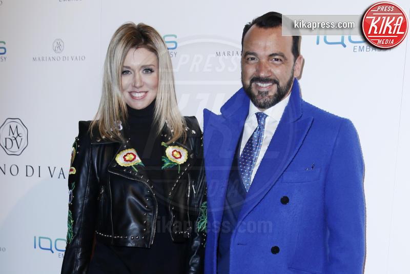 Alessandro Martorana, Elena Barolo - Milano - 22-02-2017 - Nella serata di Mariano Di Vaio a brillare è Mariana Rodriguez