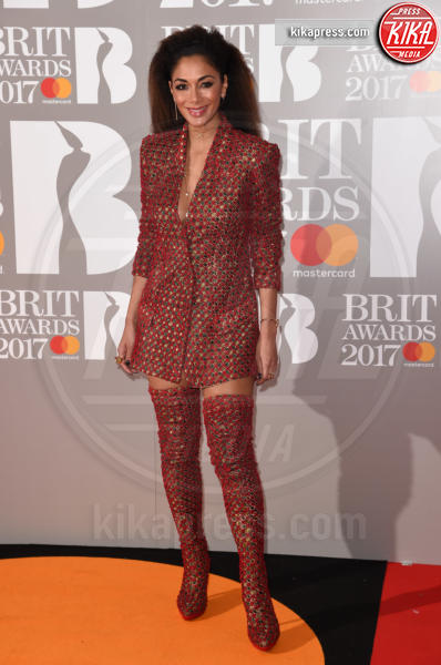 Nicole Scherzinger - Londra - 22-02-2017 - Brit Awards: Katy Parry, nuova acconciatura nella notte di Bowie