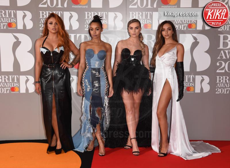 Little Mix - Londra - 22-02-2017 - Brit Awards: Katy Parry, nuova acconciatura nella notte di Bowie