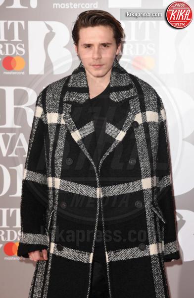 Brooklyn Beckham - Londra - 22-02-2017 - Brit Awards: Katy Parry, nuova acconciatura nella notte di Bowie