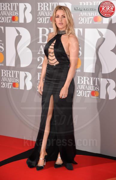Ellie Goulding - Londra - 22-02-2017 - Brit Awards: Katy Parry, nuova acconciatura nella notte di Bowie