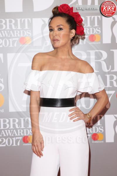 Myleene Klass - Londra - 22-02-2017 - Brit Awards: Katy Parry, nuova acconciatura nella notte di Bowie
