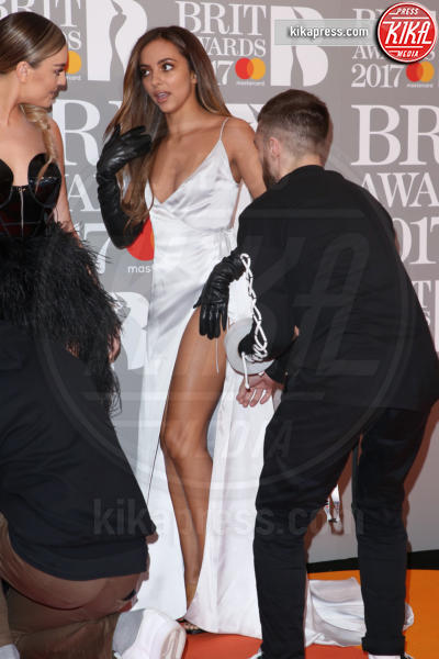 Jade Thirlwall - Londra - 22-02-2017 - Brit Awards: Katy Parry, nuova acconciatura nella notte di Bowie