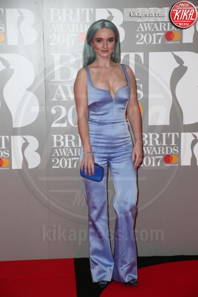 Grace Chatto - Londra - 22-02-2017 - Brit Awards: Katy Parry, nuova acconciatura nella notte di Bowie