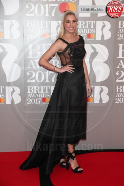 Amber Le Bon - Londra - 22-02-2017 - Brit Awards: Katy Parry, nuova acconciatura nella notte di Bowie