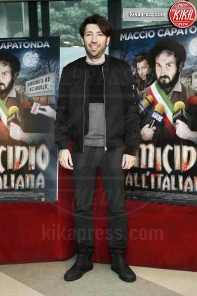 Herbert Ballerina - Milano - 23-02-2017 - Omicidio all'italiana: Maccio Capatonda torna alla regia
