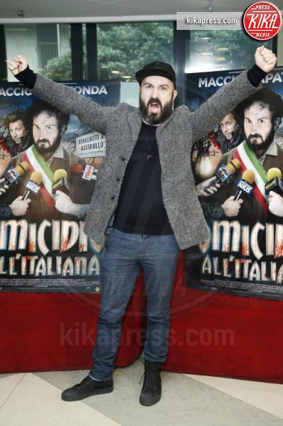 Maccio Capatonda - Milano - 23-02-2017 - Omicidio all'italiana: Maccio Capatonda torna alla regia