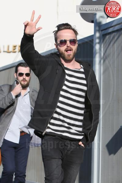 Aaron Paul - Los Angeles - 25-02-2017 - Prima degli Oscar, Hollywood alza la voce contro Donald Trump