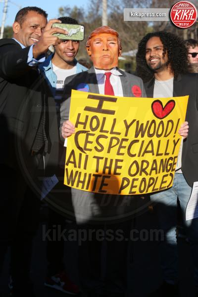 Mario Van Peebles - Los Angeles - 25-02-2017 - Prima degli Oscar, Hollywood alza la voce contro Donald Trump