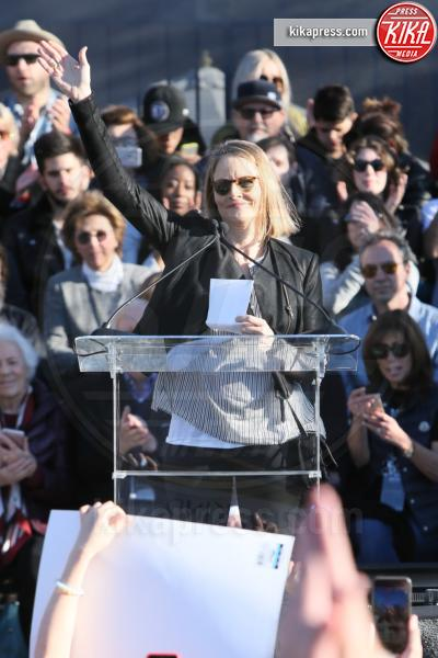 Jodie Foster - Los Angeles - 25-02-2017 - Prima degli Oscar, Hollywood alza la voce contro Donald Trump