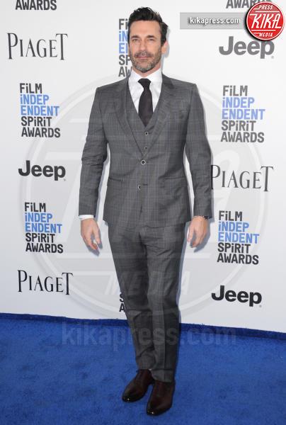 Jon Hamm - Santa Monica - 25-02-2017 - Moonlight vince a mani basse gli Independent Spirit Awards