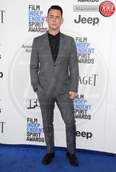 Colin Hanks - Santa Monica - 25-02-2017 - Moonlight vince a mani basse gli Independent Spirit Awards