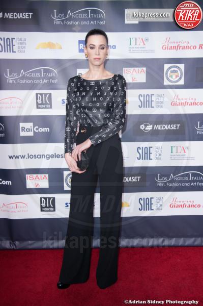Kerstin Lechner - Hollywood - 24-02-2017 - LA Italia Fest: Gianfranco Rosi sul red carpet prima degli Oscar