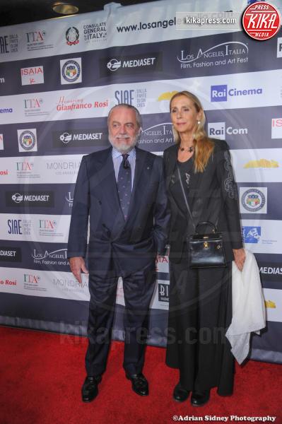 Aurelio De Laurentiis - Hollywood - 24-02-2017 - LA Italia Fest: Gianfranco Rosi sul red carpet prima degli Oscar