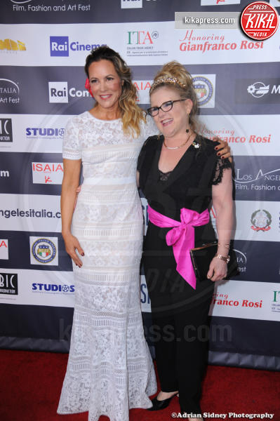 Maria Bello - Hollywood - 24-02-2017 - LA Italia Fest: Gianfranco Rosi sul red carpet prima degli Oscar
