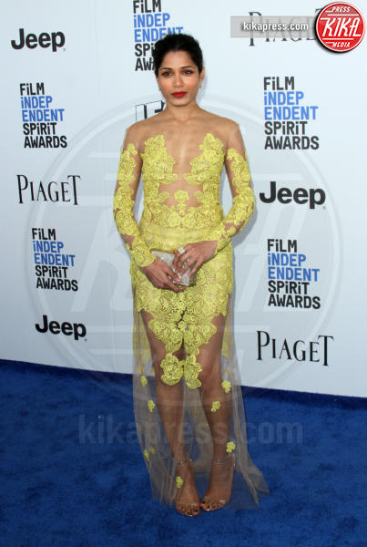 Freida Pinto - Los Angeles - 25-02-2017 - Moonlight vince a mani basse gli Independent Spirit Awards