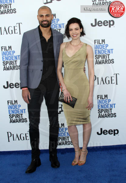 Alizee Gaillard, Darrin Charles - Los Angeles - 25-02-2017 - Moonlight vince a mani basse gli Independent Spirit Awards