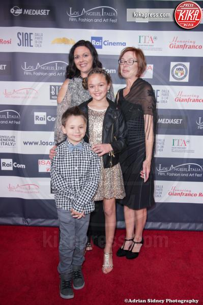 Grace Townsend - Hollywood - 24-02-2017 - LA Italia Fest: Gianfranco Rosi sul red carpet prima degli Oscar