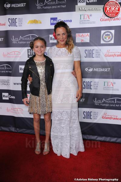 Grace Townsend, Maria Bello - Hollywood - 24-02-2017 - LA Italia Fest: Gianfranco Rosi sul red carpet prima degli Oscar