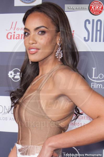 Ciera Foster - Hollywood - 24-02-2017 - LA Italia Fest: Gianfranco Rosi sul red carpet prima degli Oscar