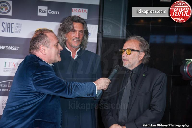 Pascal Vicedomini - Hollywood - 24-02-2017 - LA Italia Fest: Gianfranco Rosi sul red carpet prima degli Oscar