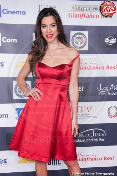 Eleonora Pieroni - Hollywood - 24-02-2017 - LA Italia Fest: Gianfranco Rosi sul red carpet prima degli Oscar