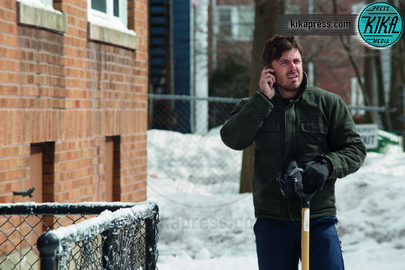 Manchester By The Sea, Casey Affleck - Hollywood - 26-02-2017 - Oscar: Manchester By The Sea Miglior sceneggiatura originale