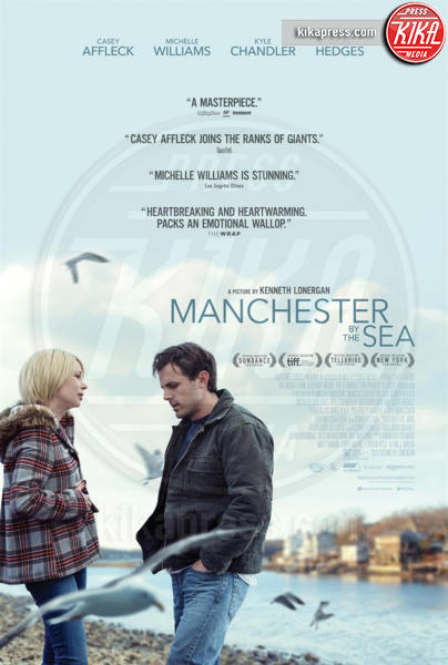 Manchester By The Sea - Hollywood - 26-02-2017 - Oscar: Manchester By The Sea Miglior sceneggiatura originale