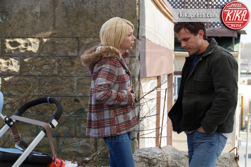 Manchester By The Sea, Michelle Williams, Casey Affleck - Hollywood - 26-02-2017 - Oscar: Manchester By The Sea Miglior sceneggiatura originale