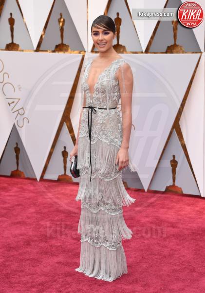 Olivia Culpo - Hollywood - 26-02-2017 - Oscar 2017: le dive 'metalliche' della kermesse