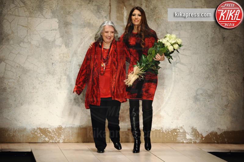 Laura Biagiotti - Milano - 26-02-2017 - Lutto nel mondo della moda: è morta Laura Biagiotti