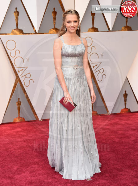 Teresa Palmer - Hollywood - 26-02-2017 - Oscar 2017: le dive 'metalliche' della kermesse