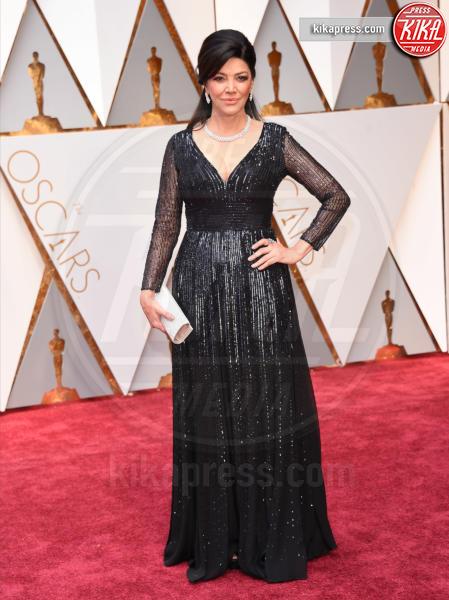 Shohreh Aghdashloo - Hollywood - 26-02-2017 - Oscar 2017: le dive 'metalliche' della kermesse