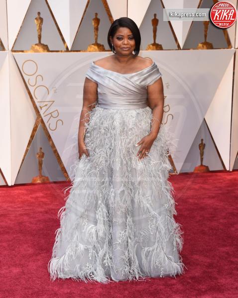Octavia Spencer - Hollywood - 26-02-2017 - Oscar 2017: le dive 'metalliche' della kermesse