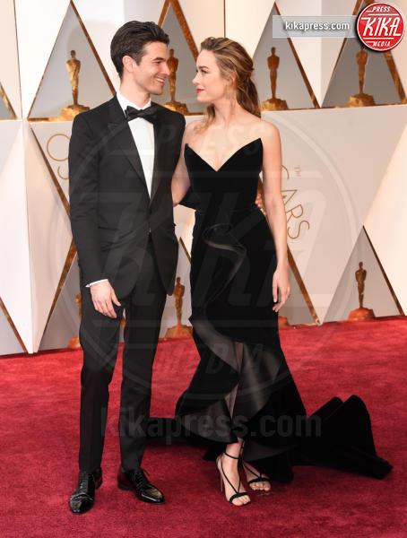 Brie Larson - Hollywood - 26-02-2017 - Oscar 2017: le coppie sul red carpet