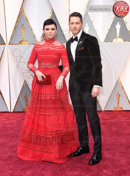 Josh Dallas, Ginnifer Goodwin - Hollywood - 26-02-2017 - Oscar 2017: le coppie sul red carpet