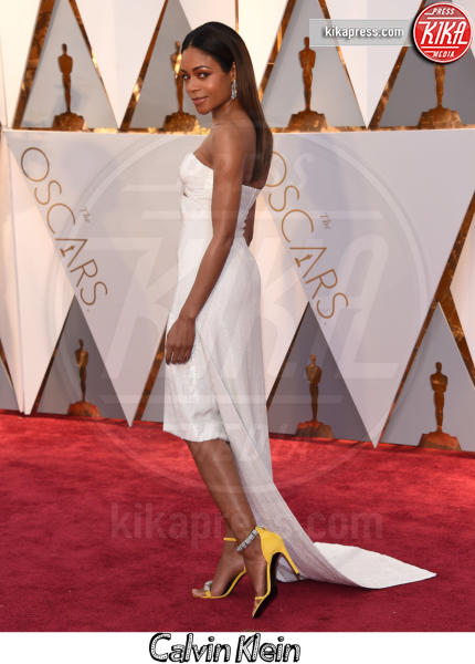 Naomie Harris - Hollywood - 26-02-2017 - Oscar 2017, gli stilisti sul red carpet