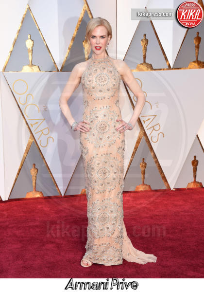 Nicole Kidman - Hollywood - 26-02-2017 - Oscar 2017, gli stilisti sul red carpet