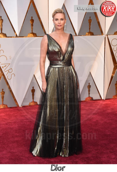 Charlize Theron - Hollywood - 26-02-2017 - Oscar 2017, gli stilisti sul red carpet