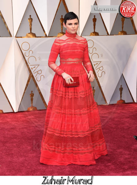 Ginnifer Goodwin - Hollywood - 26-02-2017 - Oscar 2017, gli stilisti sul red carpet