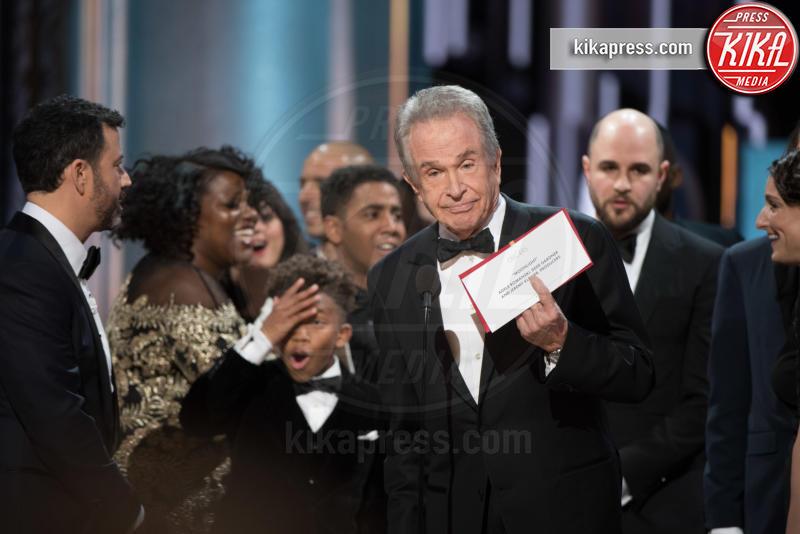 Warren Beatty - Hollywood - 26-02-2017 - Oscar: ricordiamo i momenti indimenticabili