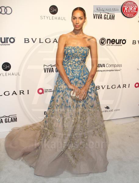 Leona Lewis - Los Angeles - 26-02-2017 - Oscar 2017: sexy spacchi e trasparenze al party di Elton John