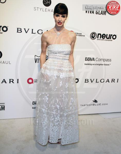 Paz Vega - Los Angeles - 26-02-2017 - Oscar 2017: sexy spacchi e trasparenze al party di Elton John