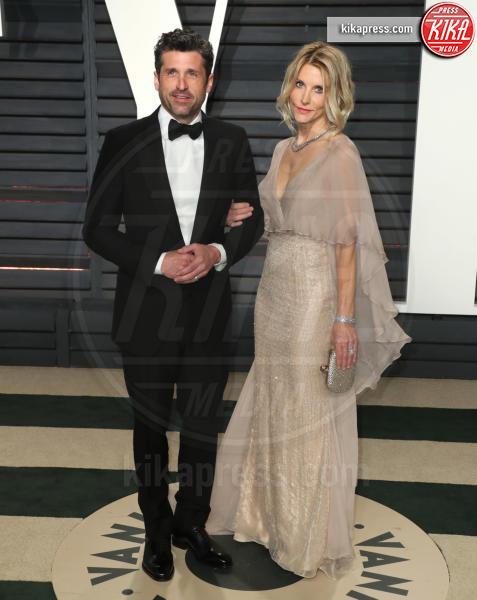 Jillian Fink, Patrick Dempsey - Beverly Hills - 26-02-2017 - Siete pronte? Patrick Dempsey torna in tv