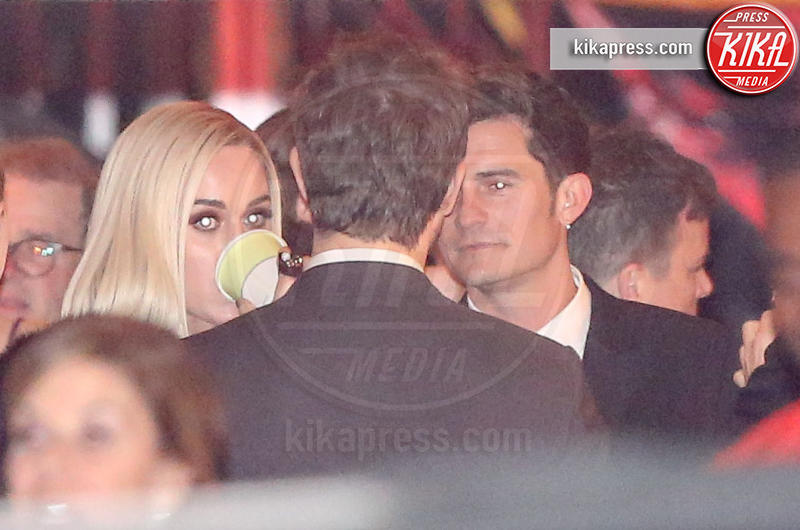 Katy Perry, Orlando Bloom, Justin Theroux, Jennifer Aniston - Beverly Hills - 27-02-2017 - Katy Perry-Orlando Bloom di nuovo insieme: ecco le prove