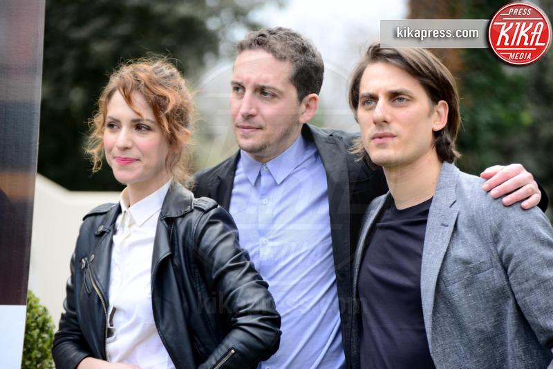 fabio mollo, Luca Marinelli, Isabella Ragonese - 28-02-2017 - Marinelli-Ragonese: l'amore on the road con Il padre d'Italia